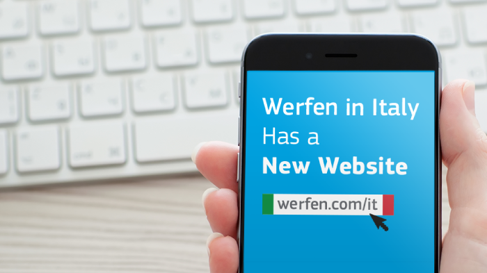 Werfen in Italy Has a New Website!